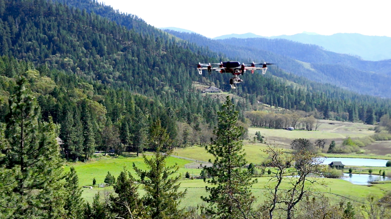 Rogue Valley Video Remote Camera Piloting