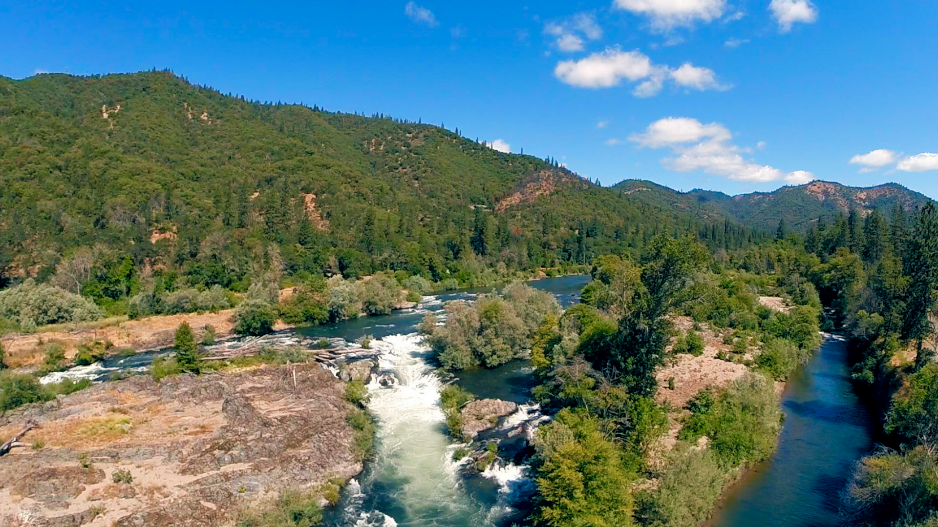 Rogue River Gold Hill Oregon