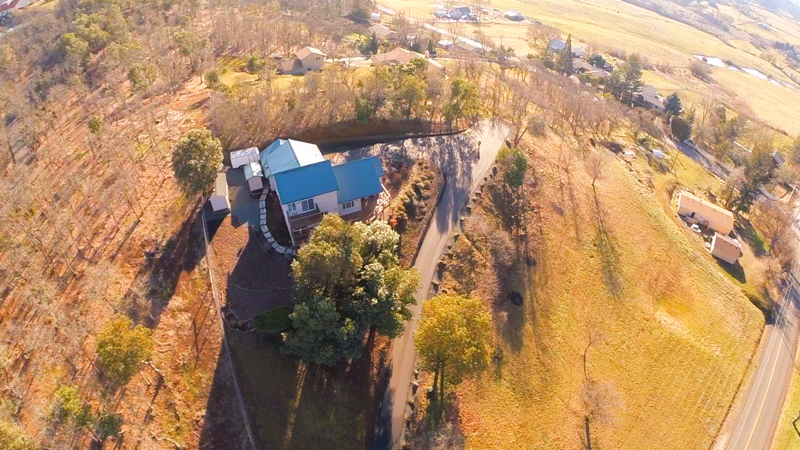 2101 carpenter hill road jacksonville oregon front perspective