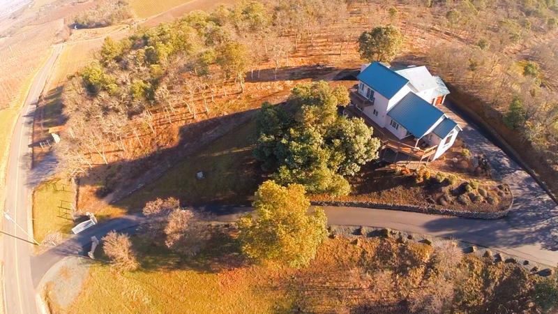 2101 carpenter hill road jacksonville oregon side perspective
