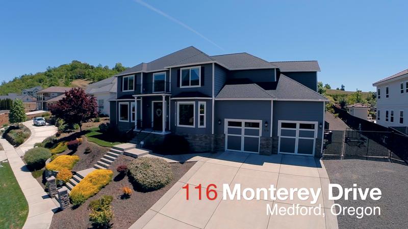 116 Monterey Drive Medford Oregon
