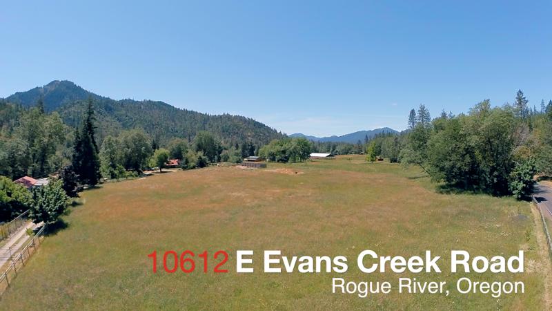 10612 E Evans Creek Road Rogue River Oregon