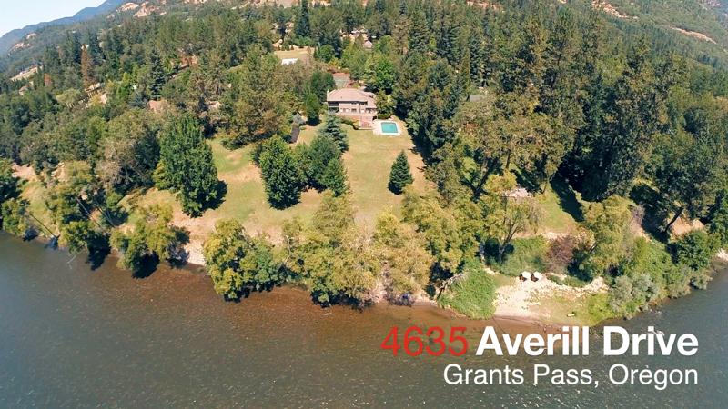 4635 Averill Drive Grants Pass Oregon