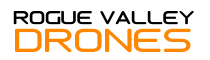 Rogue Valley Drones Logo